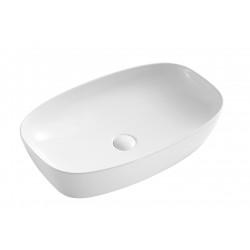 Umyvadlo SPIGOLO 61 × 39 × 14 cm - na desku