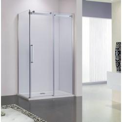 Obdélníkový sprchový kout BELVER KOMBI