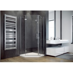 Pětiúhleníkový sprchový kout VIVA 195P