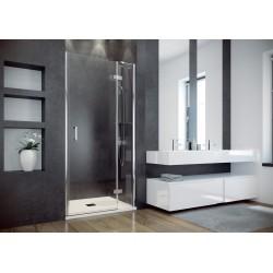Bezrámové sprchové dveře VIVA 195D
