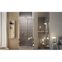 Sprchové dvoukřídlové dveře CLEO