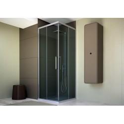 Obdélníkový a čtvercový sprchový kout Urban Essence