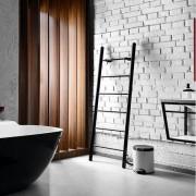 Elektrické koupelnové radiátory a žebříky