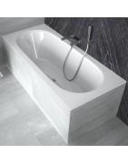 Slim vany pro Vaši koupelnu