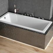 Akrylátové vane do kúpeľní