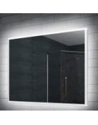 Koupelnové zrcadla s osvětlením